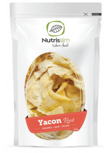 Yacon root powder, 125g / Nutrisslim