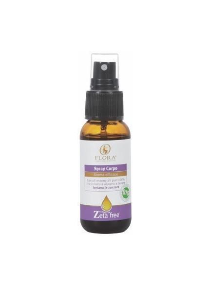 Body spray, 30ml / Flora