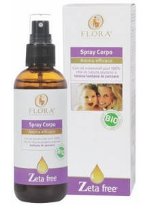 Body spray, 100ml / Flora