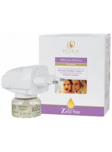 Zetafree electric diffuser + refill, 25ml / Flora
