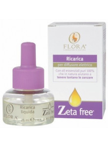 Zetafree refill for diffuser, 25ml / Flora