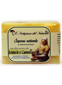 Orange- Cinnamon Soap, 50g / Laboratorio Naturale