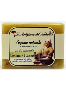 Lemon- cinnamon Soap 100g / Laboratorio Naturale