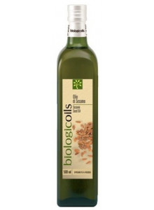 Olio di sesamo, 250ml / BiologicOils