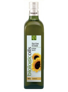 Oil, Sunflower oil DEO for frying, 750ml / BiologicOils