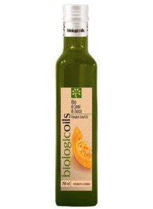 Oil, Pumpkin seed oil, 250ml, cold pressed / BiologicOils