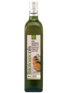 Vinegar, Balsamic Vinegar IGP from Modena, 250ml / BiologicOils