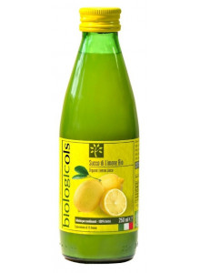 Lemon juice, 250ml / BiologicOils