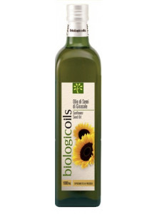 Oil, Sunflower oil, 500ml, cold pressed / BiologicOils