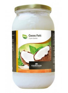 Coconut oil, odourless, 900g / Cosmoveda