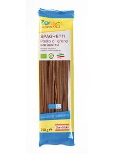 Pasta, spaghetti di grano saraceno, senza glutine, 250g / Fior di Loto