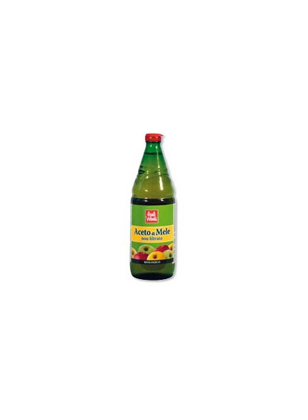 Apple Vinegar, not filtrated, 750ml / Baule Volante