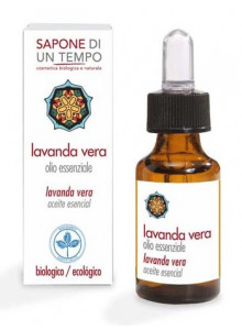 Lavender essential oil, 15ml / Sapone di un Tempo