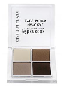 "Natural quattro eyeshadow ""Coffee & Cream"", 8g / Benecos"