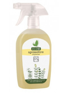 Degreaser spray with lemon essential oil, 500ml / Ecosi