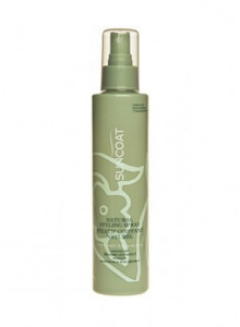Natural Hair Spray, Fragrance Free, 210ml / Suncoat