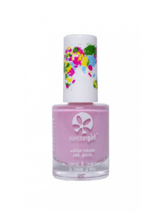 Peelable nail polish for children, Apple Blossom, 9ml / Suncoat