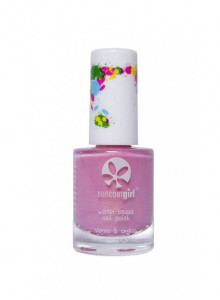 Peelable nail polish for children, Eye Candy, 9ml / Suncoat