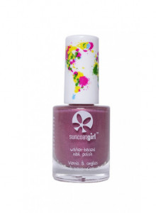 Peelable nail polish for children, Princess Dress, 9ml / Suncoat