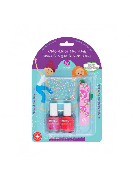 "Manicure set for kids ""Forever Sparkle"", 2x9ml / Suncoat"