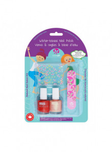"Manicure set for kids ""Little Valentine"", 2x9ml / Suncoat"