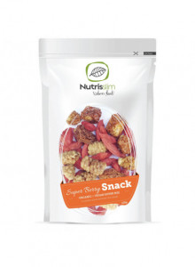 Super Berry Snack, 125g / Nutrisslim