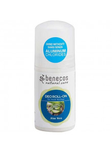 Aloe vera roll-on, 50ml / Benecos