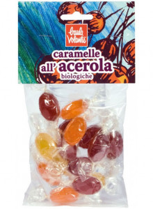 Candies with acerola, 75g / Baule Volante