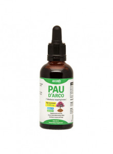 Pau D´Arco liquid, 50ml / Ecosh Life