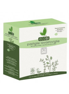 Dishwasher tablets, 25pcs / Ecosi