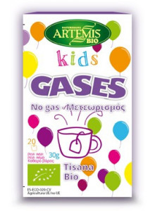 Kid's no gas tea, 30g / Herbes del Moli