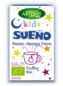 Kids sleep tea, 30g / Herbes del Moli