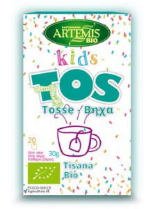 Kids cough tea, 30g / Herbes del Moli