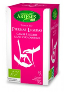Light legs tea, 30g / Herbes del Moli