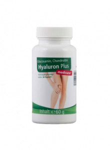 Капсулы для суставов с гиалуроновой кислотой