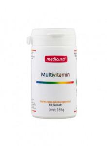 Multivitamin, 60 capsules / Medicura