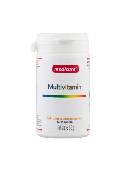 Multivitamin, 60 capsules / dietary supplement