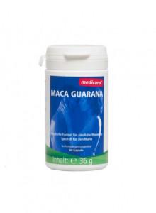 Maca Guarana, 60 capsules / Medicura
