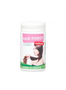 Hair Power, 60 capsules / Medicura