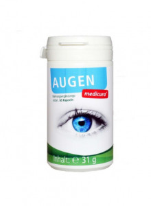 Eye Fit, 60 capsules / Medicura
