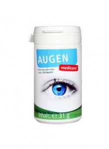 Eye Fit kompleks silmadele, 60 kapslit / Medicura