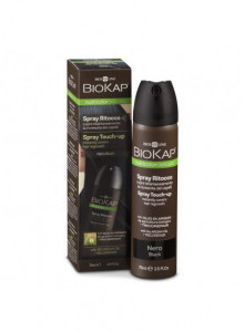 Spray Touch Up, black, 75ml / Biokap