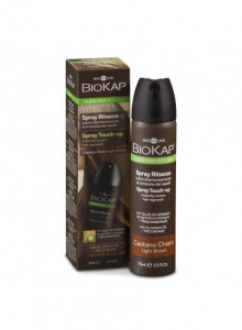 Spray Ritocco, Castano Scuro, 75ml / Biokap