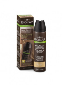 Spray Touch-Up, Light Brown, 75ml / Biokap