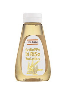 Rice syrup Squeeze, 250ml / FIOR DI LOTO