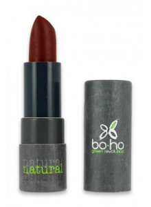 Lipstick, mat transparent, fig, 3,5g / BOHO