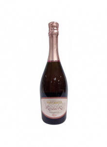 Sparkling wine, rose, Spumante Rosa di Re, Bio, 0,75l / Arcania