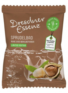 "Sparkling Bath ""Peace and well-being"", 70g / Dresdner Essenz"