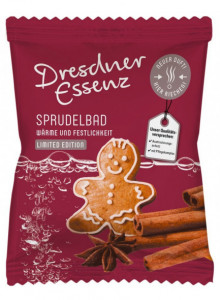 "Sparkling Bath ""Warm and festive"", 70g / Dresdner Essenz"