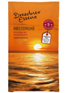 "Bath essence ""Sunset serenity"", 60g / Dresdner Essenz"